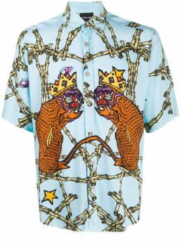 Mauna Kea рубашка с принтом MKU108