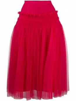 Molly Goddard юбка Yasmina из тюля MGAW2025YASMINASKIRT