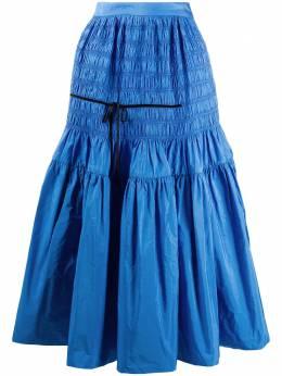 Molly Goddard ярусная юбка Donnika MGAW2036DONNIKASKIRT