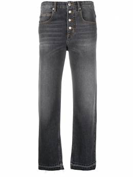 Isabel Marant Etoile укороченные джинсы Neaj PA171220A034E
