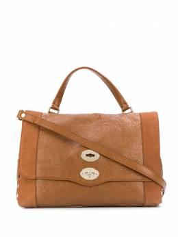 Zanellato фактурная сумка-тоут ZA4406131JMC3