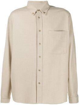 Nanushka рубашка Dome с длинными рукавами NM20FWSH01272
