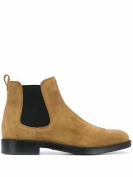 Tod's замшевые ботинки XXW60C0DD50RE0S415