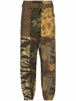 R13 брюки с низким шаговым швом R13W7732MMUL