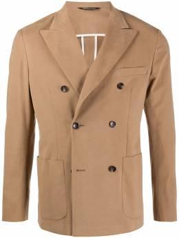 Tonello двубортный пиджак 06GW0507183U