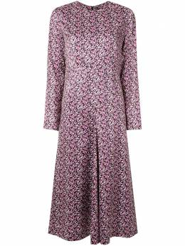 Goen.J floral print dress GJ20PFDS01
