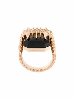 Kasun London кольцо 'Glacier' GLACIERRINGROSEGOLD
