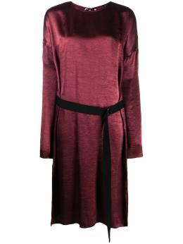 Ann Demeulemeester платье с поясом 20022210P161