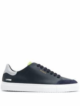 Axel Arigato кроссовки с контрастными вставками 28597