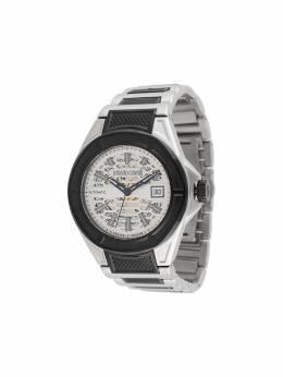Roberto Cavalli наручные часы Skeleton 41мм RV1G106M0091
