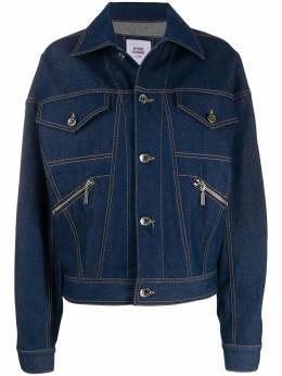 Opening Ceremony джинсовая куртка с логотипом YWYE001E20DEN0014902