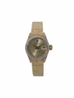 Rolex наручные часы Datejust 26 мм 1980-х годов pre-owned 6900