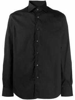 Corneliani рубашка с заостренным воротником 86P1000811474