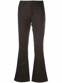 Simonetta Ravizza брюки с узором в елочку ZEAG