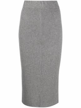 Andamane юбка-карандаш в рубчик EULALIA2001