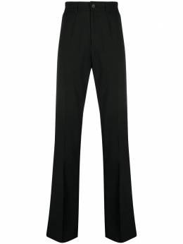 Telfar широкие брюки с разрезами SU02BK