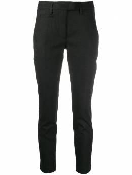 Dondup строгие брюки кроя слим DP066WS0121XXXDD