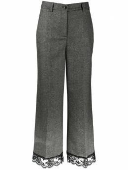 Twin-Set брюки с кружевом 202TP2382