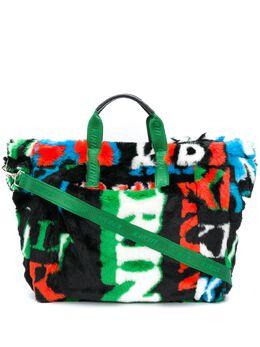 Kirin сумка-тоут с графичным принтом KWNA002F20FAB0011055