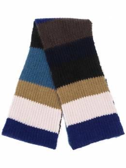 Marni шарф в стиле колор-блок SCZC0013Q0S17420