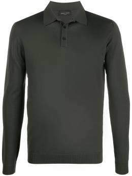 Roberto Collina трикотажная рубашка поло RD01004