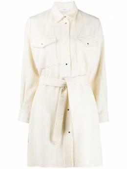 Roseanna платье-рубашка с поясом JERMYNUNIGIO