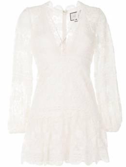 Alexis кружевное платье мини Preena A12003366166