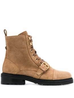 Allsaints ботинки Donita с пряжкой спереди DONITAB4ZW0239