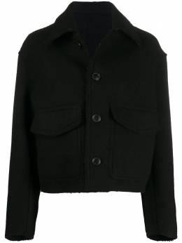 Ami Paris куртка свободного кроя H20FOW005222