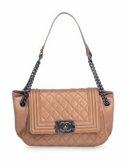 Chanel Pre-Owned сумка Boy Accordion Flap 9DCHSH004
