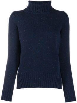 Fedeli свитер с высоким воротником 3DI01118