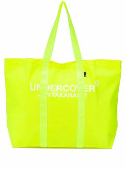 Undercover большая сумка-тоут с логотипом UCZ4B11