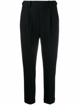 Vince зауженные брюки строгого кроя V691621608