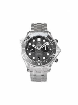 Omega наручные часы Seamaster Diver pre-owned 44 мм 2020-го года 21030445101001