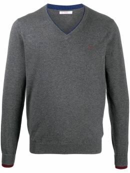 Sun 68 свитер с многослойным воротником K40106
