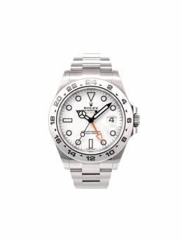 Rolex наручные часы Explorer II 42 мм 2020-го года pre-owned 216570