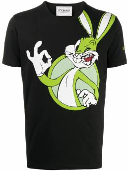 Iceberg футболка с принтом I1PF0136309