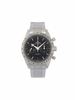 Omega наручные часы Speedmaster pre-owned 41.5 мм 2017-го года 33110425101002