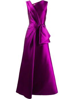 Alberta Ferretti платье А-силуэта без рукавов A04099225