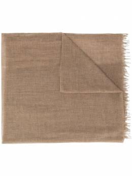 Faliero Sarti шарф с бахромой I210327