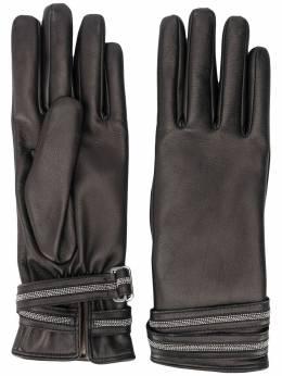 Fabiana Filippi перчатки с заклепками AAD220W5410000C623