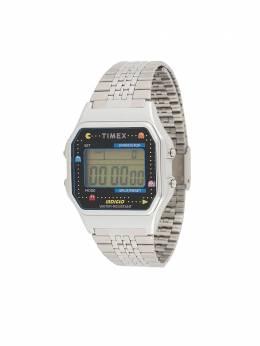 Timex наручные часы T80 Pac-Man 34 мм TW2U31900