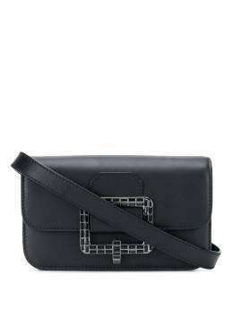 Bally сумка через плечо Janelle с пряжкой 6236189