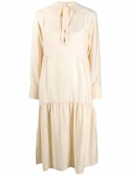 Vince расклешенное платье миди V673251171