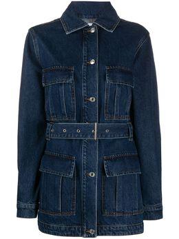 MSGM куртка с карманами 2941MDH49L207729