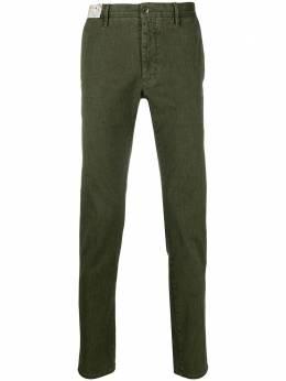 Incotex брюки кроя слим 11S10340483