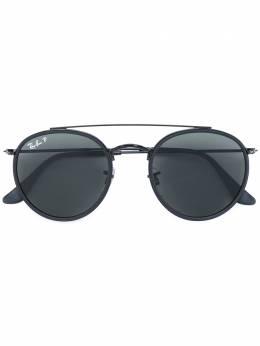 Ray Ban солнцезащитные очки с круглой оправой RB3647N