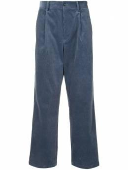 Coohem вельветовые брюки с лампасами 20204023