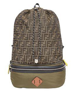 Fendi рюкзак с логотипом 7VZ055AD1I