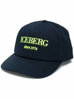 Iceberg бейсболка с вышитым логотипом I1P171036912